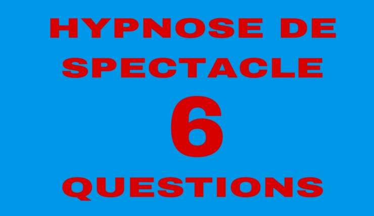 Hypnose, les questions que l'on me pose le plus souvent.