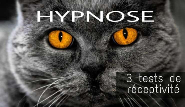 Les tests de réceptivité d'Hypnose