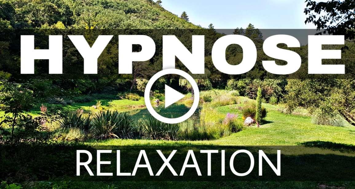 Hypnose pour se relaxer – LA VIDEO